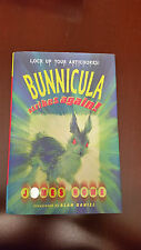 Bunnicula Strikes Again! by James Howe (1999, Hardcover) - SIGNED by James Howe