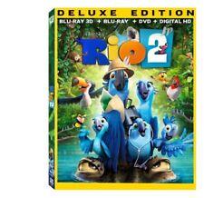 Rio 2 (3D Blu-ray) NEW!