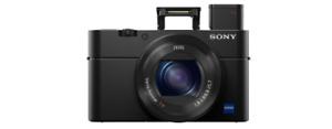 Sony Cyber-Shot RX100 IV Digital Camera - Refurbished