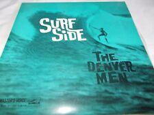 """DENVERMEN - SURFSIDE - OZ 4 TRK 7""""PIC/SLV VINYL-#7EGO 70040 - SURF"""