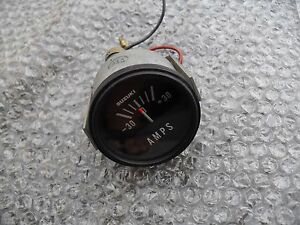 SUZUKI AMPS GAUGE  GENUINE PART JIMMY VITARA SWIFT