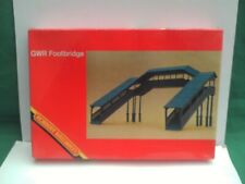 HORNBY R.187 GWR COVERED FOOTBRIDGE KIT MINT AND SEALED IN BOX.