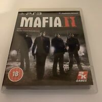 Sony Playstation 3 PS3 MAFIA II 2 - Complete with Manual - Full Working Conditio