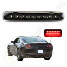 For 2005 2009 Ford Mustang Led Third 3rd Tail Brake Light Rear Stop Lamp Smoked Fits Mustang