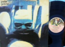 Peter Gabriel ORIG OZ ST LP Security VG+ '82 Charisma 6302201 Genesis Art Rock