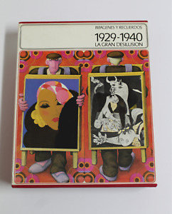 Book Images And Memorabilia 1929-1940 The Great Desilusion Edition 1982+ Vinyl