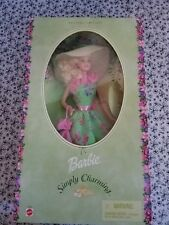 BARBIE SIMPLY CHARMING SPECIAL EDITION DOLL CHARM BRACELET MINT IN BOX