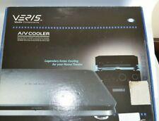 Veris A/V Cooler,  Active Home Theater component cooler, fan, Slim