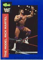 1991 Classic WWF WWE #150 Rick Martel