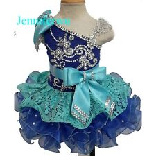 Jenniferwu Infant/toddler/kids/baby/children Girl's Pageant/prom Dress G218