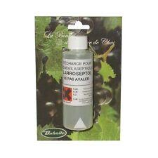 RECHARGE POUR BONDE ASEPTIQUE LARROSEPTOL conservation vin fut