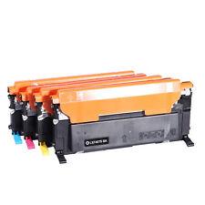 4x Cartridges CLT-407S for Samsung CLP-320N 325N CLX-3185FN Colour Laser Printer