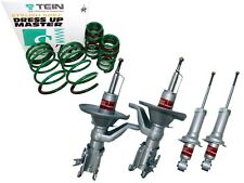 TEIN S.TECH LOWERING SPRINGS + TRUHART SHOCKS SET FOR 01-05 HONDA CIVIC COUPE