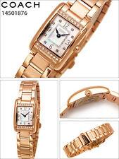 Coach MINI Lexington Rose Gold Crystals Ladies Watch 14501876