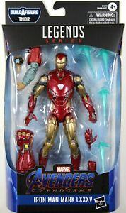 Marvel Legends ~ IRON MAN MARK 85 ACTION FIGURE ~ AVENGERS ENDGAME ~ Hasbro