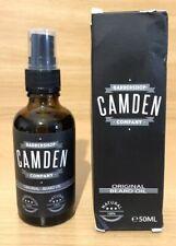 Camden Barbershop Company: 'ORIGINAL' beard oil, natural beard care