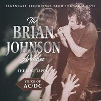 AC/DC - THE BRIAN JOHNSON ARCHIVES  3 CD NEU