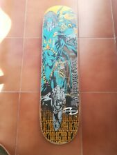 Skateboard Deck Zorlac Mike Sinclair Popsicle Old School