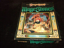 MAGE STONES GAME DRAGON LANCE-- FAMILY BOARD GAME BY T S R 1990