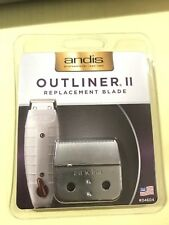 Andis Professional OUTLINER II_REPLACEMENT_BLADE_#04604 UPC#040102046049