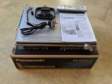 Panasonic AV Control Receiver SA-XR45. Used. Working. Original accessories/box