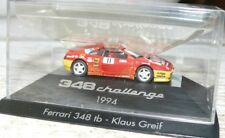 M15 Herpa  Ferrari  348 tb Challenge 1994 Klaus Greif