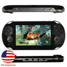 8GB Video Game Console MP5 Handheld Game Player 4.3inch Free 9999 Retro Games