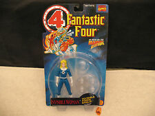 "Fantastic 4 Four INVISIBLE WOMAN 5"" Action Figure 45108 NEW 1994 Toy Biz Marvel"