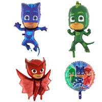 PJ Masks Foil Balloon Birthday Party Supplies Decoration Balloons 35''