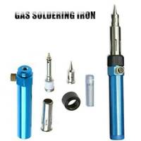 Mini Gas Blow Torch Soldering Solder Iron Gun Butane Cordless Welding Pen Tool