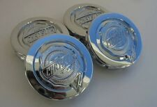 (SET OF 4) NEW 2004-2010 Chrysler CHROME CENTER CAPS 300, Aspen, Pacifica, T&C