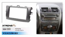 Xtrons Radio Fascia Facia for Toyota Corolla ASCENT CONQUEST LEVIN ULTIMA EDGE