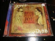 BETH HART And JOE BONAMASSA - Don't Explain CD Album PRD 7350 2
