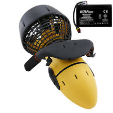 Underwater Sea Scooter Electric Dive Scooter and Battery 30M 100ft Rechargeable