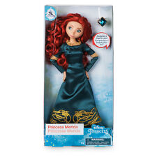 Disney Brave Classic Princess Merida Doll with Ring Genuine Disney