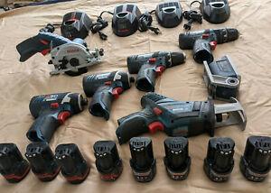12V bosch combo kit cordless set