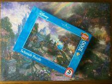 Cinderella - Disney 1000 Pieces Jigsaw Puzzle - Thomas Kinkade - Schmidt