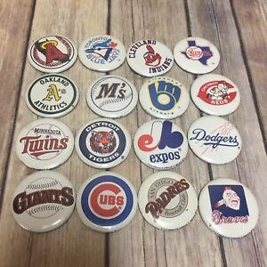 Baseball Team Magnet 1989 Dodgers Choose Your Favorite American National Leagues