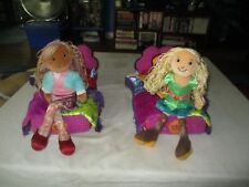 Groovy Girls 2 - BED 'S & 2 - DOLL 'S (B)