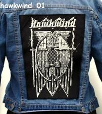 HAWKWIND  Backpatch  ekran new