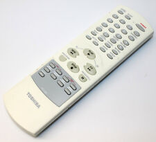Original Genuine Toshiba VC-L2W Remote Control Replacement for TV VCR Player