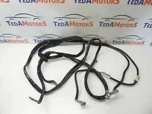 VOLVO XC90 '03-06 2.4 D5 BATTERY CABLE WIRING HARNESS 8688673