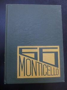 1966  Monticello - Thomas Jefferson High School Yearbook - Pittsburgh, PA