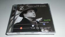 Ivan Fischer Budapest Festival Dvorak Symphonies 8 & 9 From the New World CD