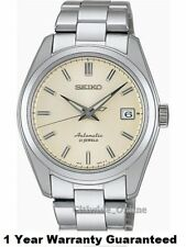 Seiko SARB035 Mechanical Automatic White Dial Men's Watch w/ 1 Yr Warranty UK