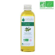 Huile Végétale BIO Vierge Extra d'Olive