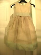 Joan Calabrese-Flower girl dress style 427 Size 4T- Green mr-11 #188