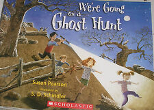 We're Going on a Ghost Hunt (Brand New Paperback Version) Susan Pearson