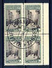 SPAIN-TANGIER - SPAGNA-TANGERI - 1946 - Francobolli di beneficenza ABA511