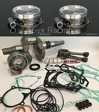 12-17 750 Brute Force Hot Rods Wiseco Top & Bottom End Rebuild Kit Pistons Crank